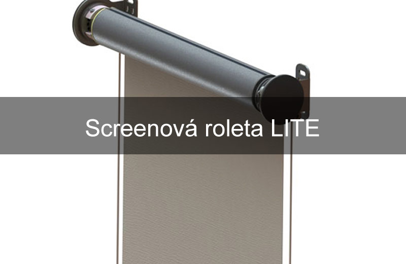 Screenová roleta LITE