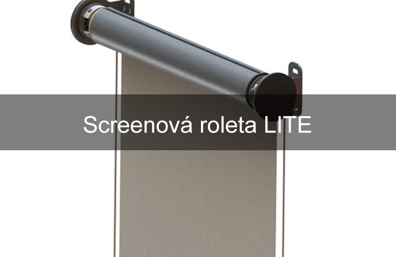 Screenová roleta LITE