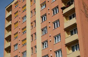 Předokenní rolety pro balkóny